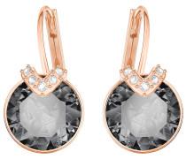 Ohrhänger Metall/Kristall Kristalle ' '