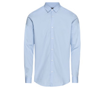 Hemd 'slhonepreston Shirt LS B Noos'