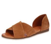 Sandale 'Chiusi' cognac