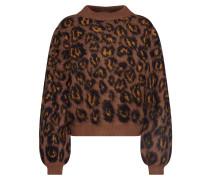 Pullover 'vivild' braun