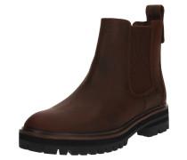 Chelsea Boots 'London Square' braun