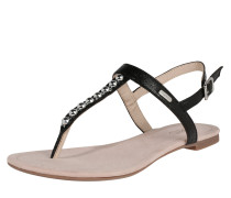 Sandale 'Pepe Thong' schwarz