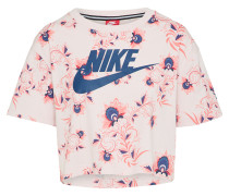 Shirt 'W NSW TOP SS AOP Floral'