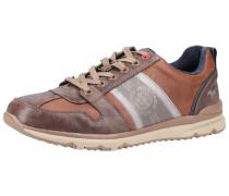 Sneaker braun / cognac / taupe