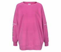 Sweatshirt 'troove' pink