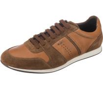 Sneakers 'Clemet' braun / cognac