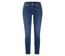 Jeans 'pyper Crop' blue denim