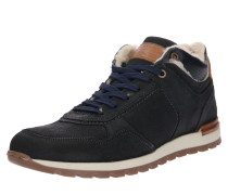 Sneaker nachtblau / bronze