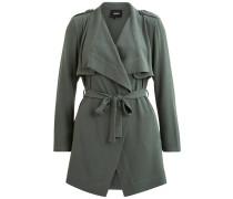 Kurzer Mantel grau