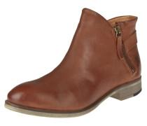Ankle-Boots 'berta' cognac