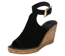 Sandale 'wayfarer' schwarz