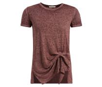 T-Shirt 'susanna' weinrot