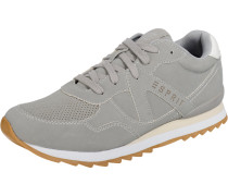 'Astro Lace up' Sneakers Low grau