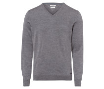 Pullover 'Vico' graumeliert