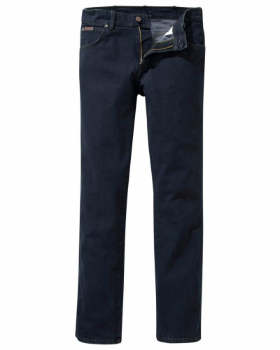 5-Pocket-Jeans 'Texas Stretch' dunkelblau