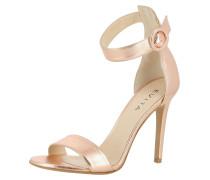 Sandalette 'eva' rosegold
