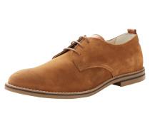 Business Schuhe dunkelbeige