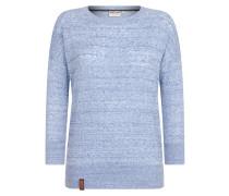 Female Knit 'The Soul' blau