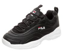 Sneaker 'Ray Low Wmn' rot / schwarz / weiß