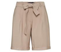 Lange Shorts beige