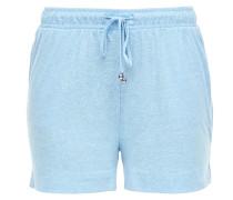 Jerseyshorts blau