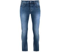 Jeans 'cane' blue denim
