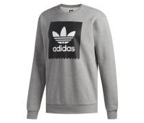 Sweater grau / schwarz / weiß