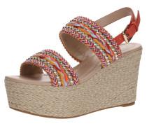 Sandale 'prirasa' beige / pink