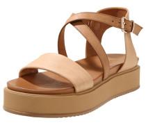Sandale hellbraun / beige