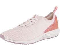Sneakers hellpink / hellrot
