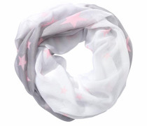 Loop grau / rosa