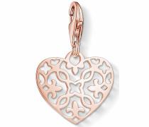 Charm-Einhänger 'Arabesque-Herz 1498-415-12'