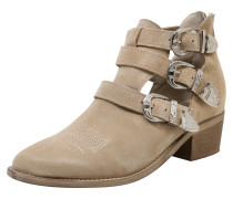 Ankleboots 'Carina cut' beige