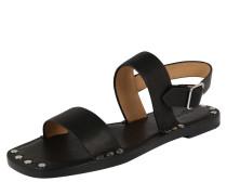 Sandale 'jn32060A' schwarz