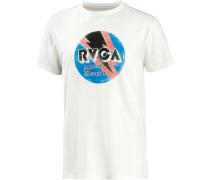T-Shirt 'Volt' weiß