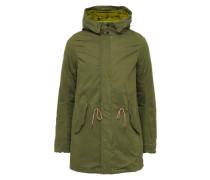 Parker 'Long hooded parka' khaki