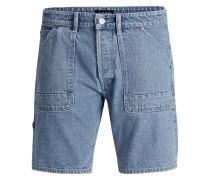 'chris Tool JJ 135' Shorts blau