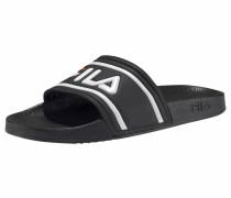 Slides-Pantolette 'Morro Bay' schwarz