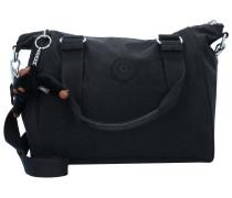 Basic Amiel BP 18 Handtasche 27 cm schwarz
