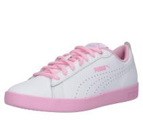 Sneaker 'Smash Wns v2 L Perf' pink / weiß