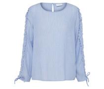 Bluse 'vimulina 3/4 Top' blau