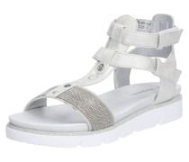 Sandale 'Kiko' hellgrau