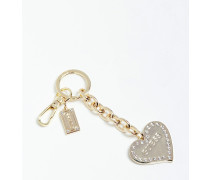 Schlüsselanhänger gold