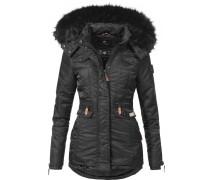 Mantel 'Schätzchen' schwarz