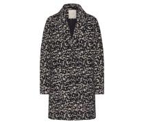 Mantel 'Knitted Wool' creme