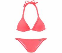 Triangel-Bikini pink