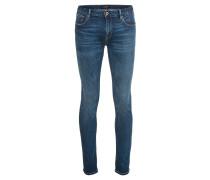 Jeans 'Skim - Lucky Blauw Dark'