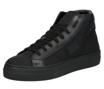 Sneaker 'Bold Metal' schwarz