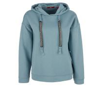 Sweatshirt rauchblau