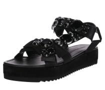 Sandale 'Neo' schwarz